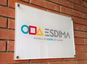 ESDIMA Escuela de Diseño Entrada -