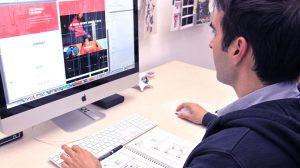 5. Diseño web presencial