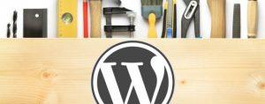 cómo diseñar una página web con wp