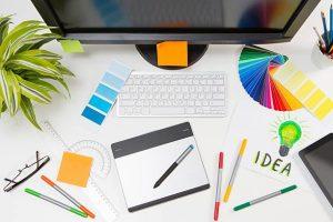trabajo y empleo para diseñadores gráficos
