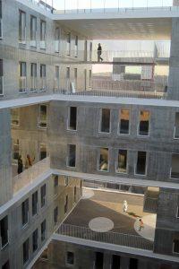 Importante estudios arquitectura
