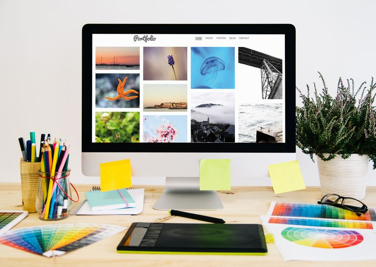 Porfolio diseñador web