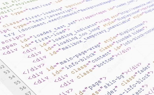 programacion html css